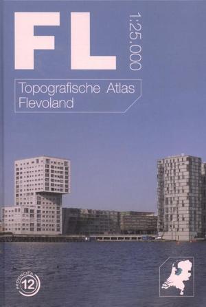 Topografische atlas van Flevoland