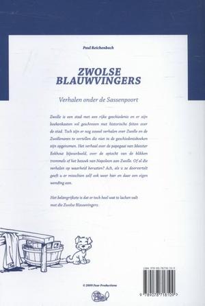 Zwolse Blauwvingers