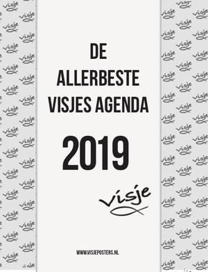 De allerbeste visjes agenda 2019
