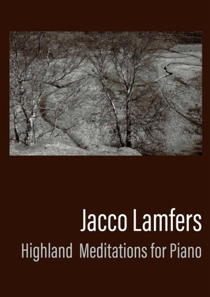 Highland Meditations for Piano