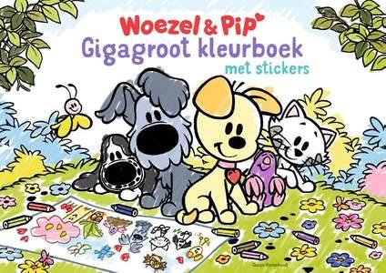 Gigagroot Kleurboek
