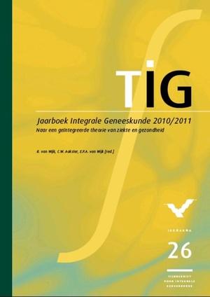 Jaarboek integrale geneeskunde 2010/2011