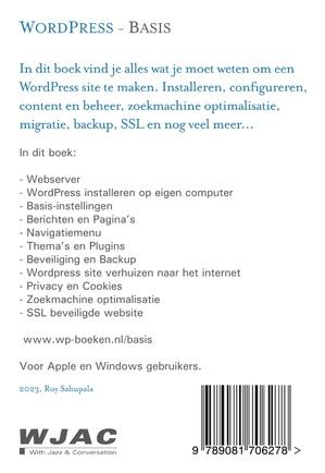 WordPress Basis
