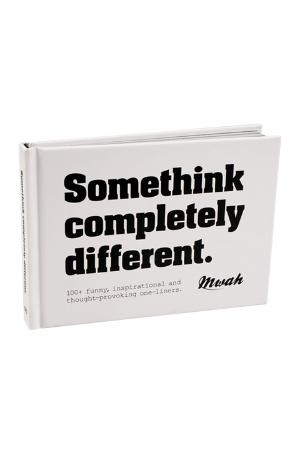 Somethink completely different Mwah Boekje