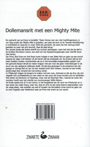 Dollemansrit met een Mighty Mite