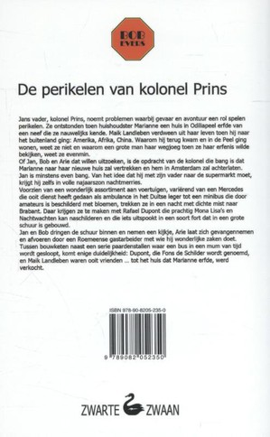 De perikelen van kolonel Prins
