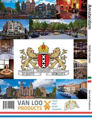 Guida turistica e cartina di Amsterdam