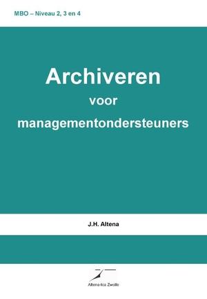 Archiveren voor managementondersteuners