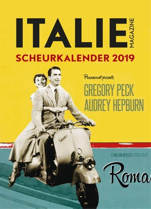 Italië Scheurkalender 2019