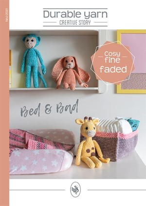 Durable yarn Creative Story Bed & Bad