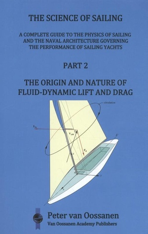The Science of Sailing Part 2 The Origin and Nature of Fluid-Dynamic Lift and Drag