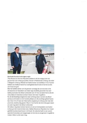 50 tips voor Limburg NE/BE