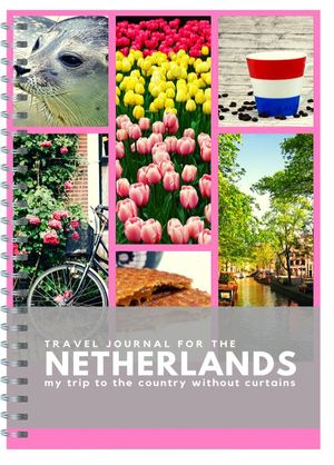 Travel Journal The Netherlands