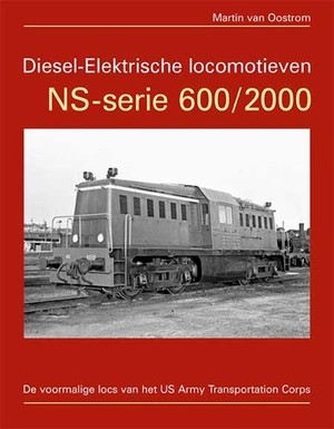 Diesel-Elektrische locomotieven NS-serie 600/2000