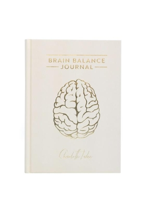 Brain Balance journal beige
