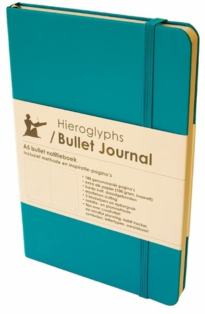 Hieroglyphs Bullet Journal