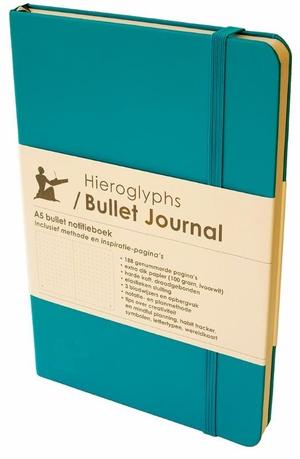 Hieroglyphs Bullet Journal