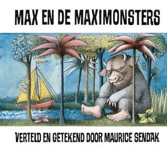 Max en de maximonsters - Geef een prentenboek cadeau