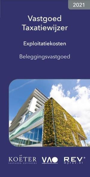 Vastgoed Taxatiewijzer Exploitatiekosten Beleggingsvastgoed 2021