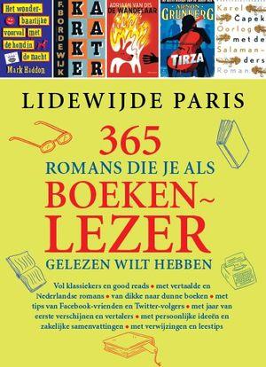 365 romans die je als boekenlezer gelezen wilt hebben