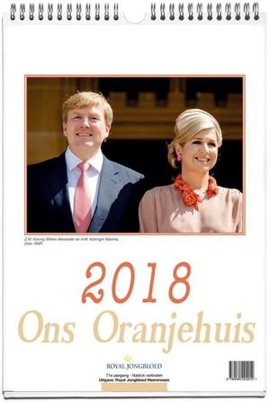 Ons Oranjehuis 2018