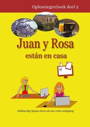 Juan y Rosa están en casa