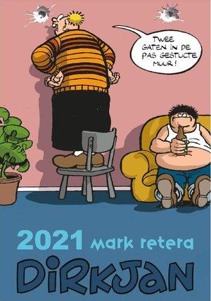 Dirkjan Scheurkalender 2021