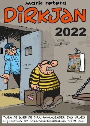 Dirkjan scheurkalender Dirkjan Scheurkalender 2022