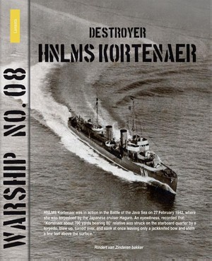 Destroyer HNLMS Kortenaer