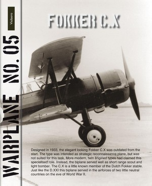 5 Fokker C.X