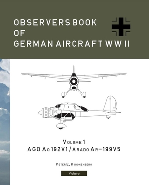 Observers book of German Aircraft