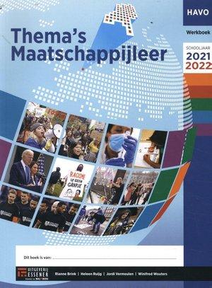 Havo 2021-2022 werkboek