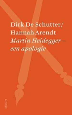 Martin Heidegger – een apologie