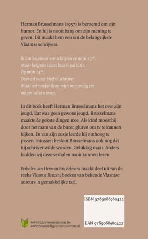 Verhalen van Herman Brusselmans