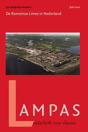 De Romeinse Limes in Nederland