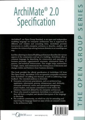 ArchiMate 2.0 specification