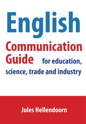 English communication guide for education, science, trade and industry