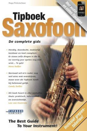 Tipboek Saxofoon