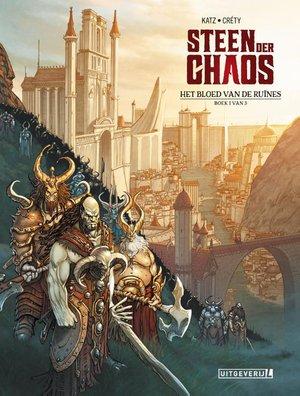Steen der chaos 01 Het bloed van de ruïnes