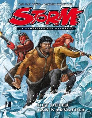 Storm 32 Het offer van Narvatica