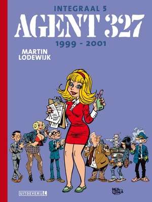 Agent 327 Integraal 5 1999-2001