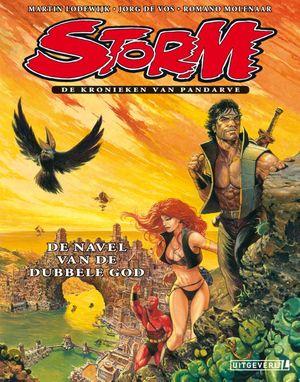 Storm 23 De navel van de Dubbele God