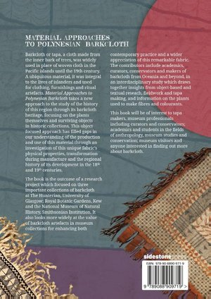 Material Approaches to Polynesian Barkcloth