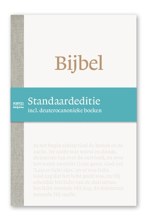 Bijbel NBV21 Standaardeditie met DC