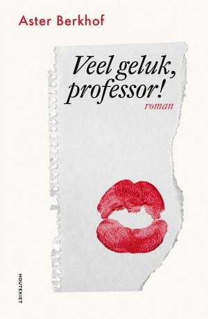 Veel geluk, professor