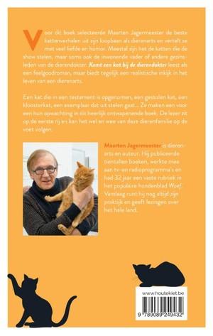 Komt een kat bij de dierendokter