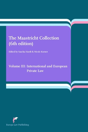 The Maastricht Collection (6th edition) Volume III
