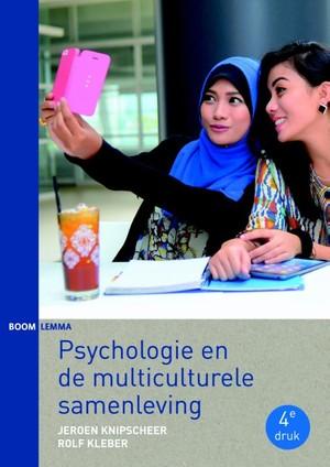 Psychologie en de multiculturele samenleving