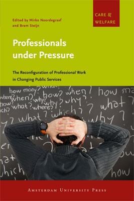 Professionals under pressure