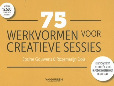 75 werkvormen voor creatieve sessies